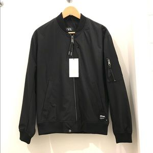 Zara Man Jacket Sz Medium